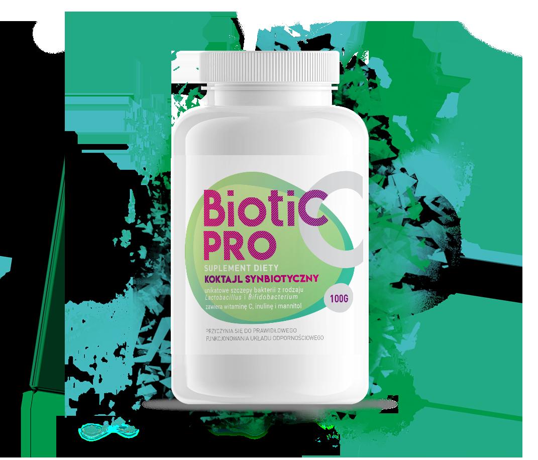 probiotyk bioticPRO