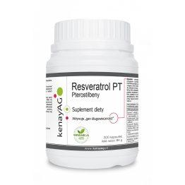 pterostilbeny resveratrol Kenay AG