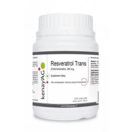 Resweratrol trans