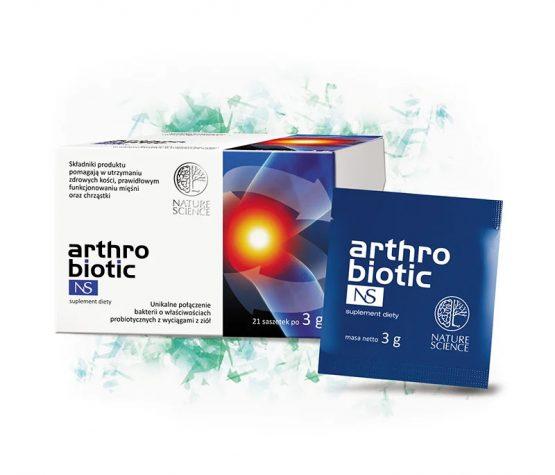 ARTHRO BIOTIC NS